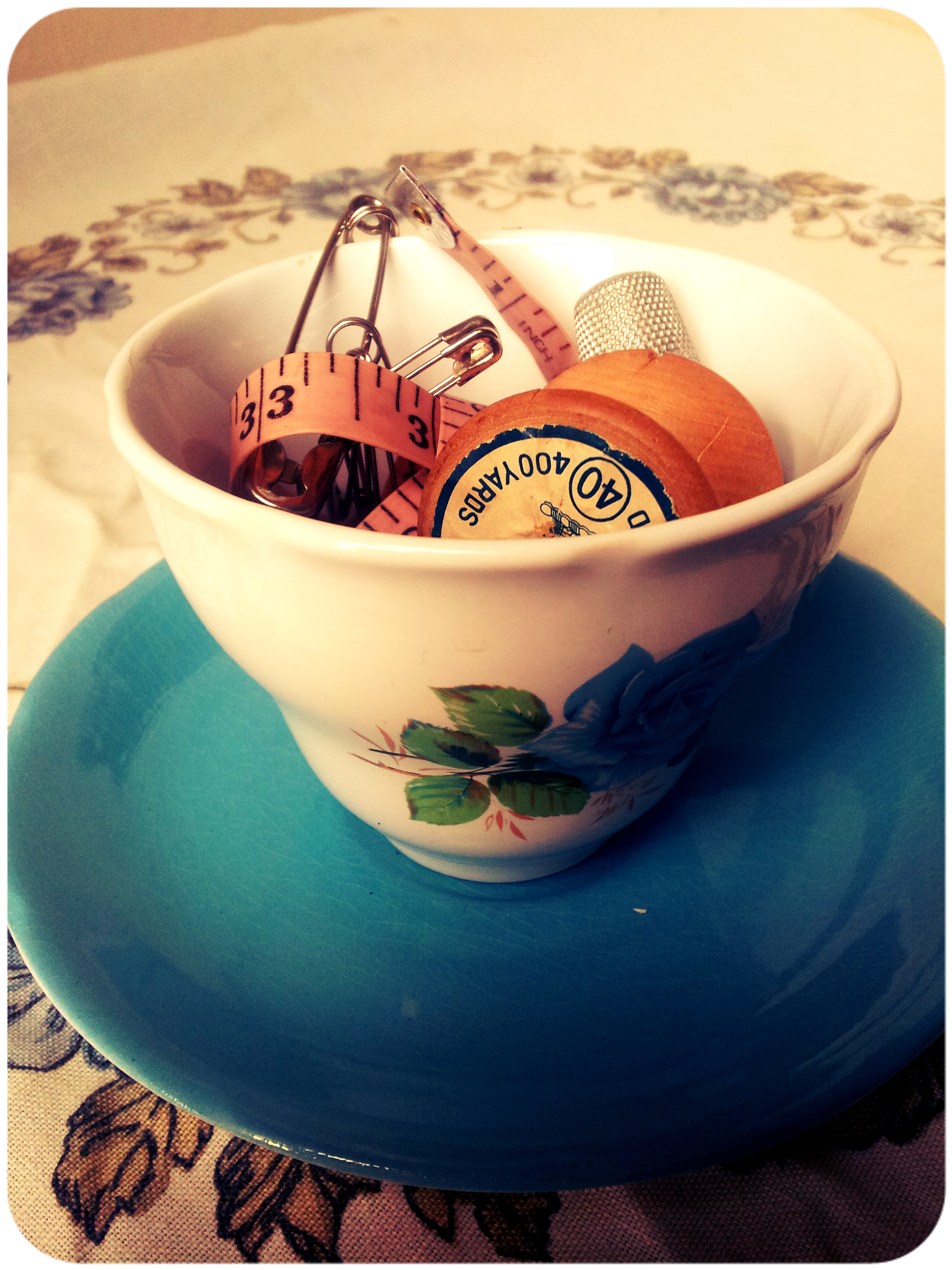 Ten new uses for old teacups
