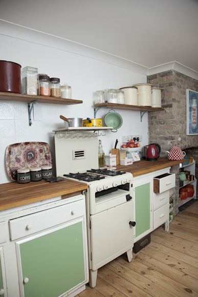 our recycled kitchen a makeover from new to old On recycled kitchens uk